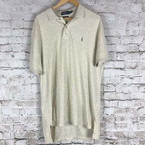 Polo Ralph Lauren Estate Mesh Polo Shirt Large